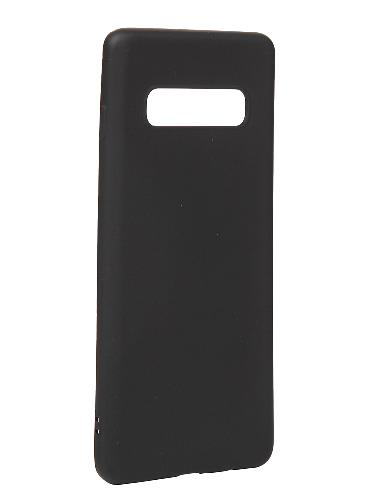 Чехол Bruno для Samsung Galaxy S10 Plus 011732 TPU Black b20733