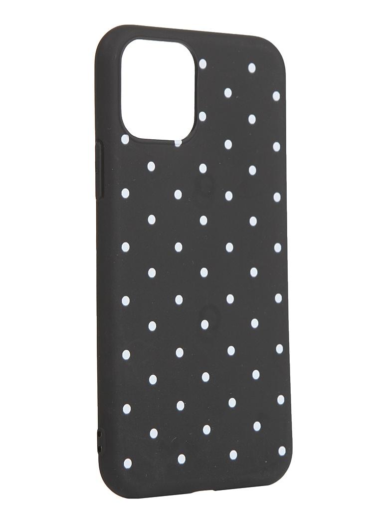 Чехол Bruno для APPLE iPhone 11 Pro Black 1345