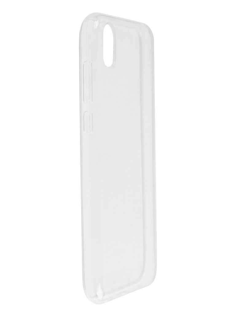 Чехол Bruno для Huawei Y5 2019 / Honor 8S Ultrathin Silicone Transparent 1187