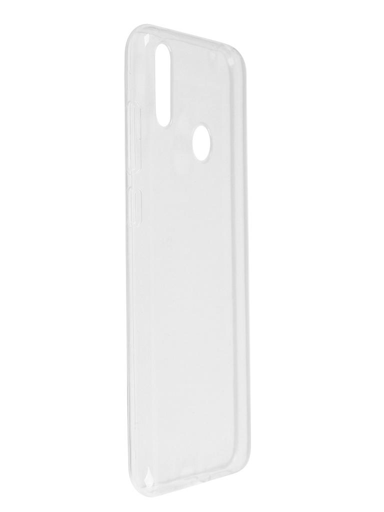 Чехол Bruno для Huawei Y7 2019 Ultrathin Silicone Transparent b20655