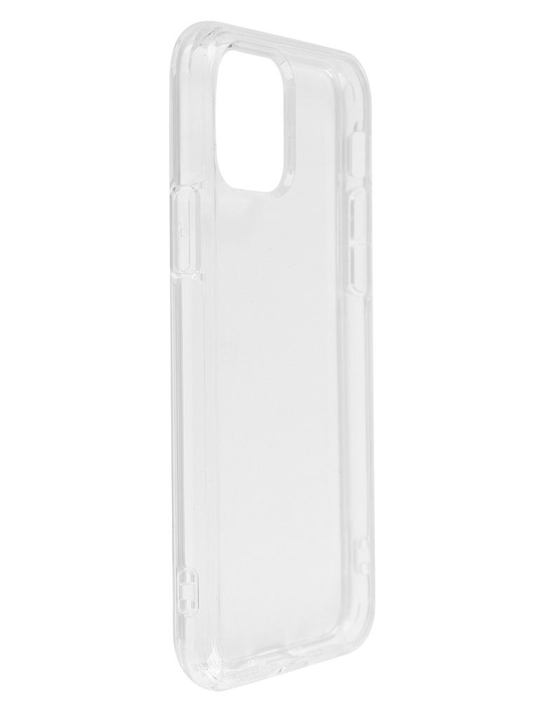 Чехол Bruno для iPhone 11 Pro Silicone 2.5mm Transparent 1174