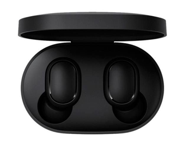 Наушники Xiaomi Redmi AirDots 2 Black TWSEJ061LS Выгодный набор + серт. 200Р!!!
