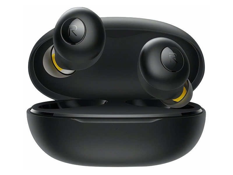 Наушники Realme Buds Q Black