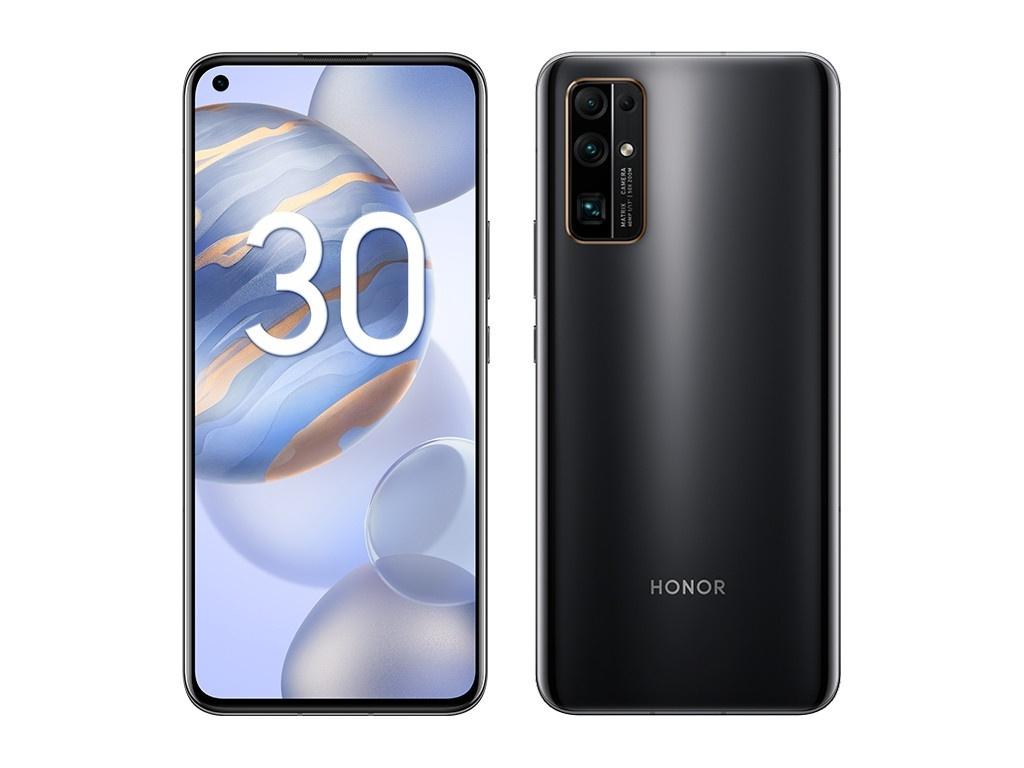 Сотовый телефон Honor 30 Premium 8/256Gb Midnight Black Выгодный набор для Selfie + серт. 200Р!!! сотовый