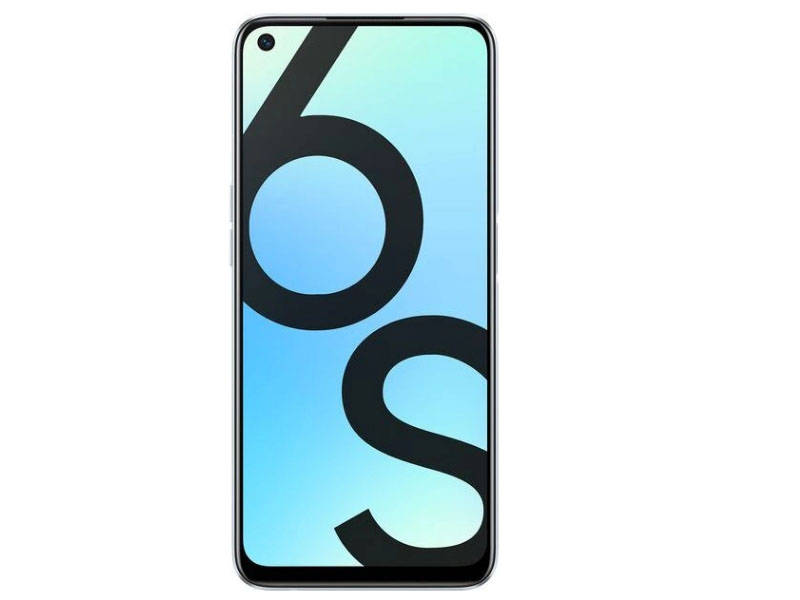 Сотовый телефон Realme 6S 4/128Gb White