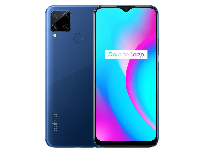 Сотовый телефон Realme C15 4/64Gb Blue