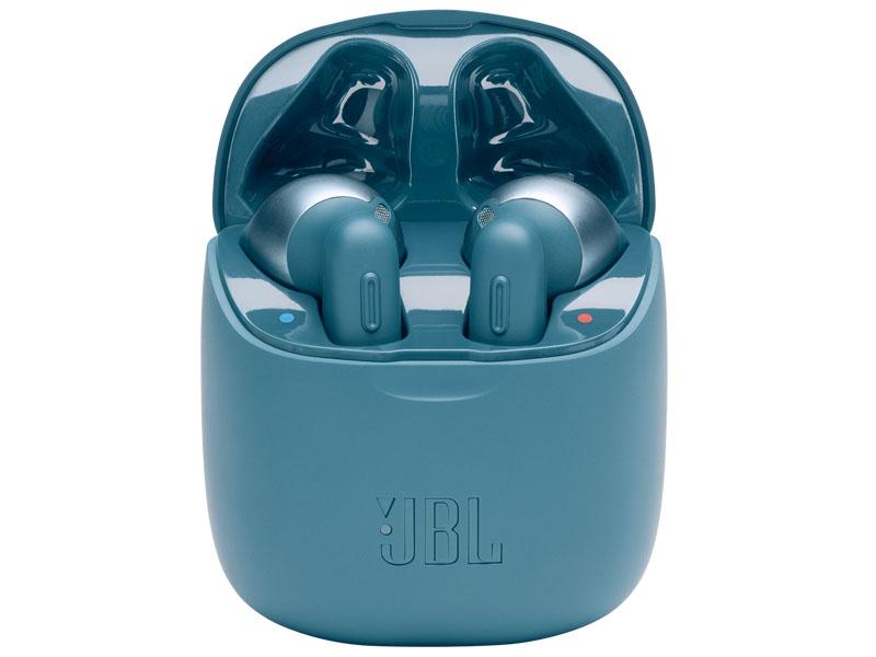 Наушники JBL Tune 220TWS Blue JBLT220TWSBLU Выгодный набор + серт. 200Р!!!
