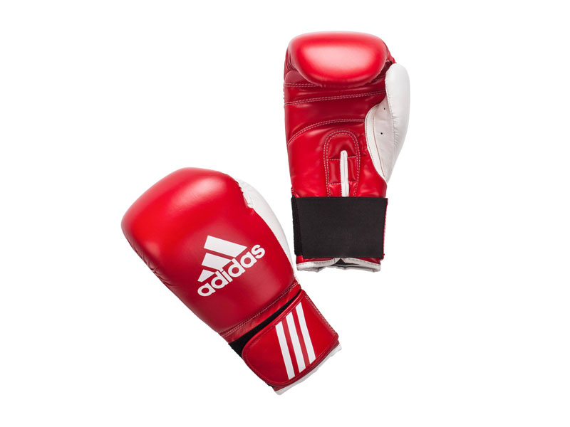 Перчатки Adidas Response 12oz Red-White 335083