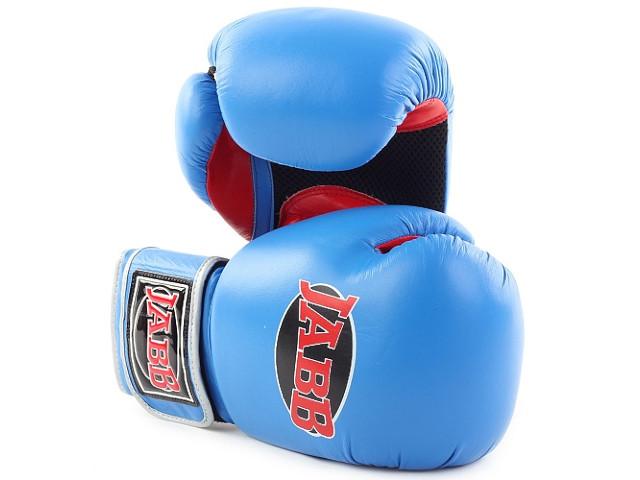 Перчатки Jabb JE-2010L 10oz Blue-Red 311004