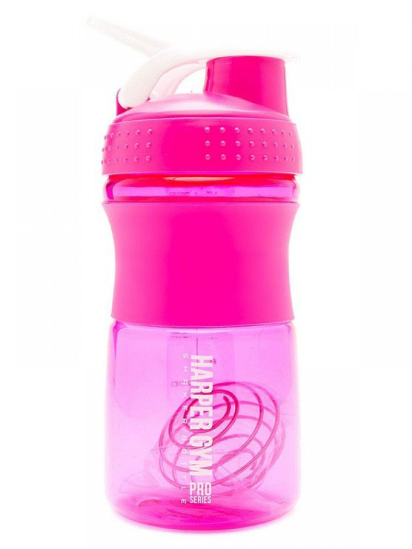 Шейкер Harper Gym Shaker Bottle S19 500ml Red 336732