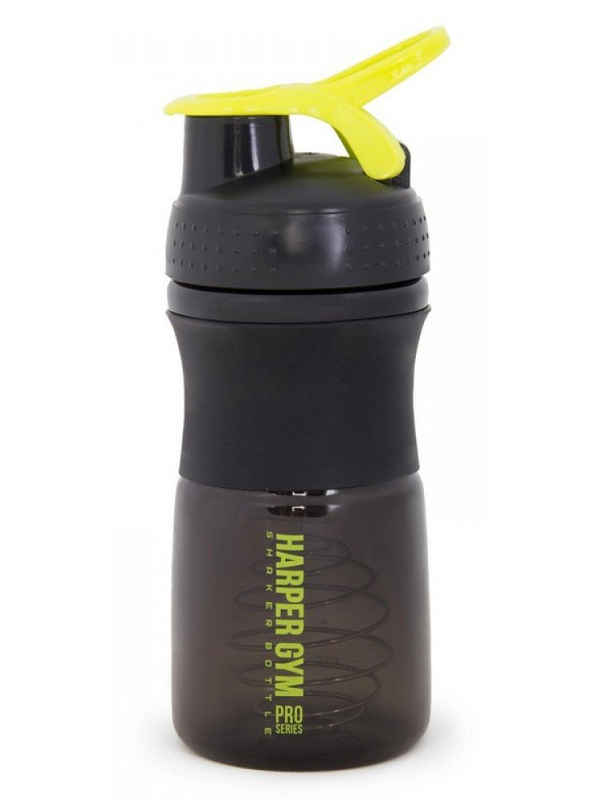 Шейкер Harper Gym Shaker Bottle S19 700ml Black 336729