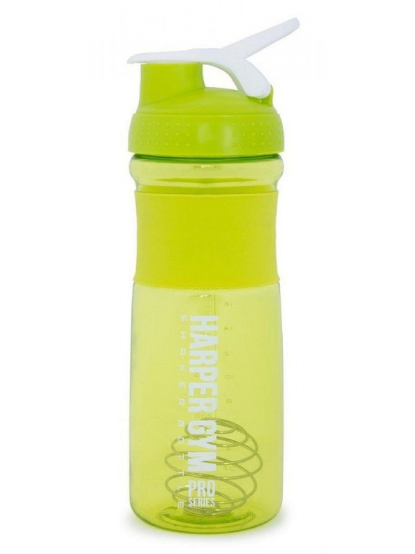 Шейкер Harper Gym Shaker Bottle S19 700ml Lime 336731