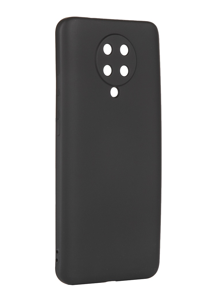 Чехол Red Line для Xiaomi Poco F2 Pro Ultimate Plus Black УТ000021560