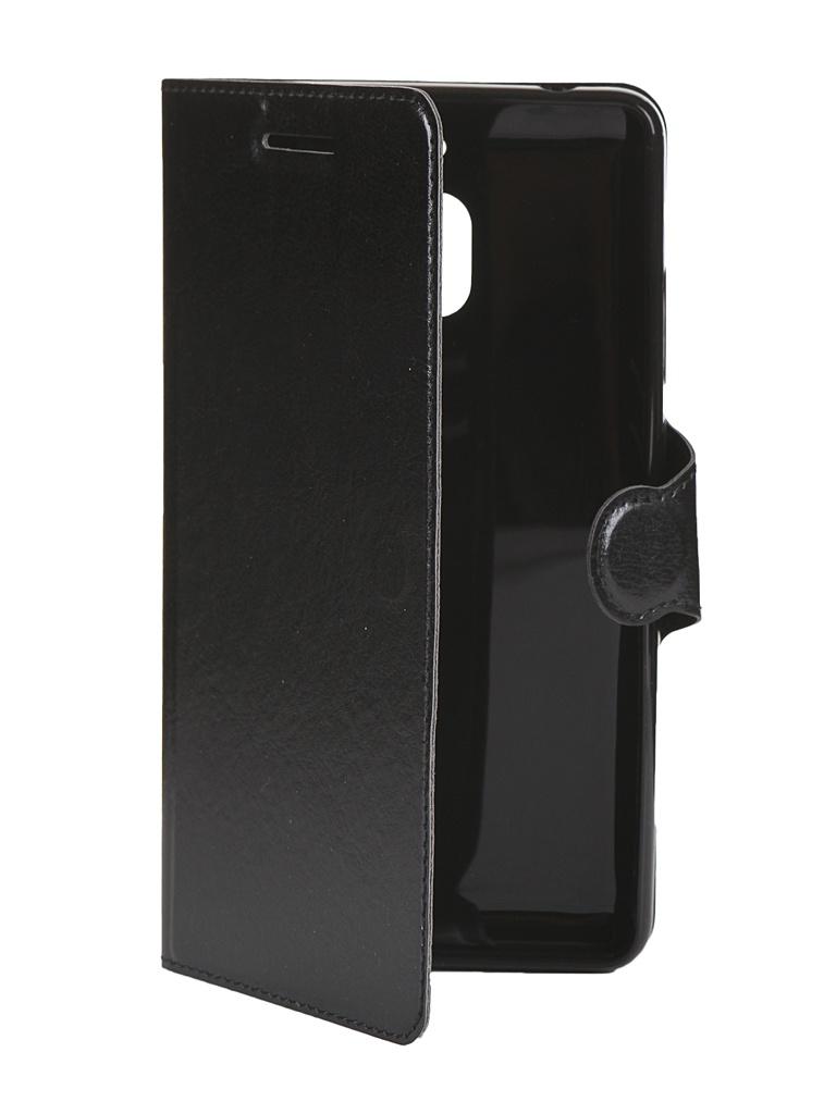 Чехол Red Line для Nokia 2.1 Book Type Black УТ000022620
