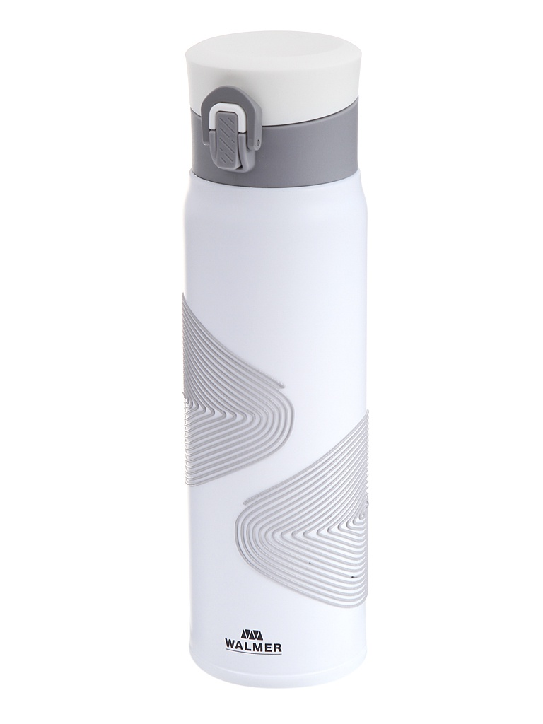 Термос Walmer Trace 450ml White W24208372