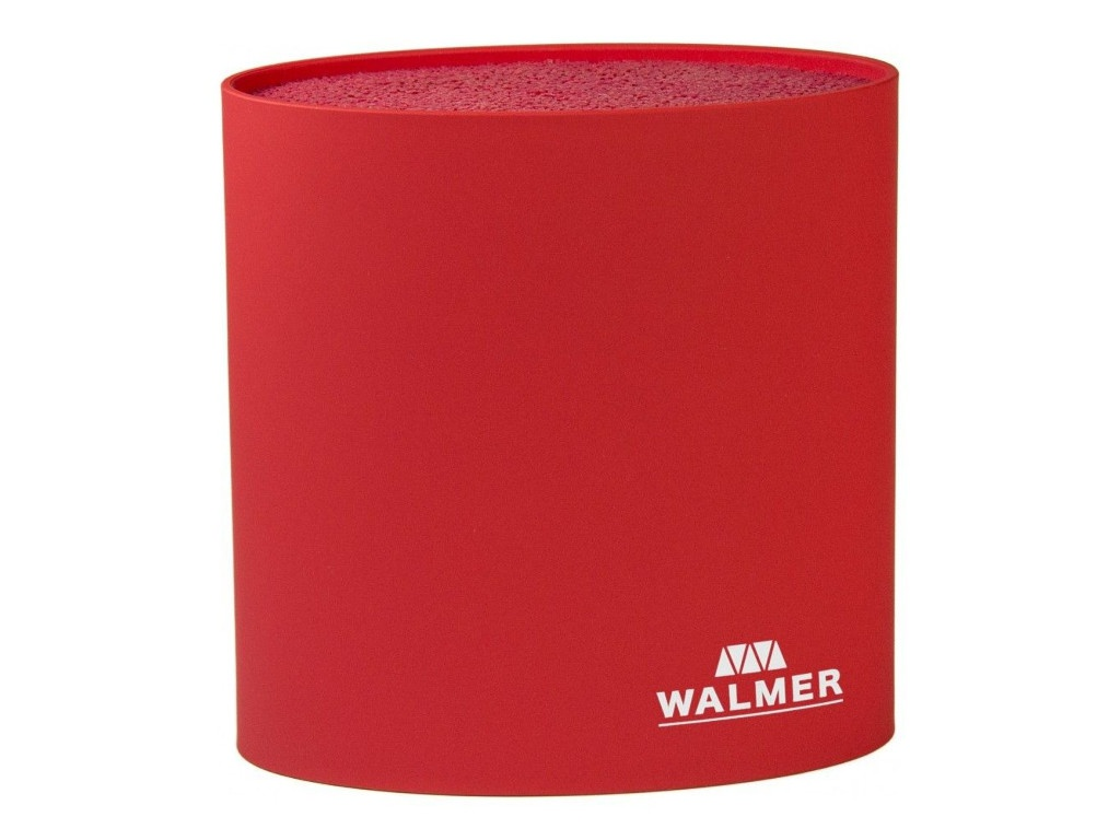 Подставка для ножей Walmer Овальная Red W08002202