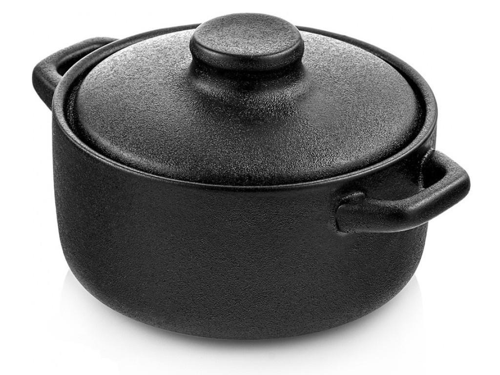 Форма для запекания с крышкой Walmer Iron-Black 400ml W37000645
