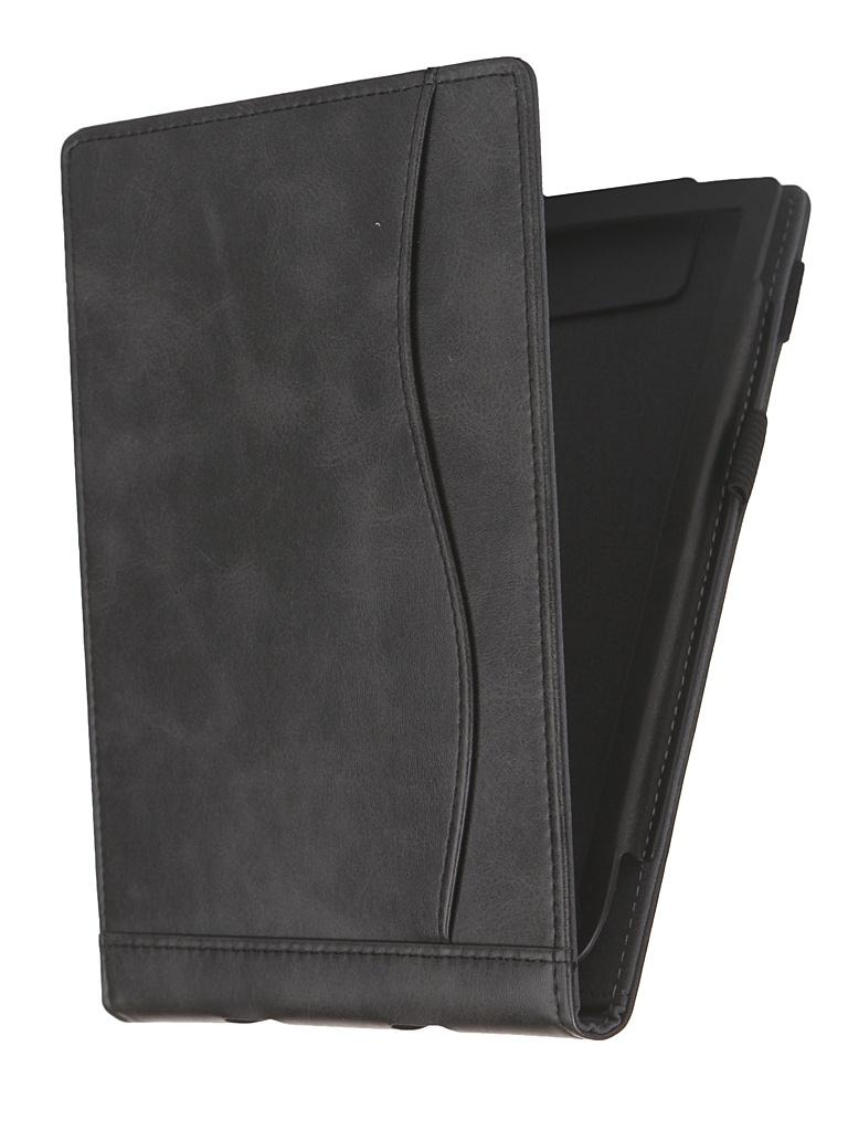 Аксессуар Чехол BookCase для PocketBook 740 Black BC-740-STAND-BL
