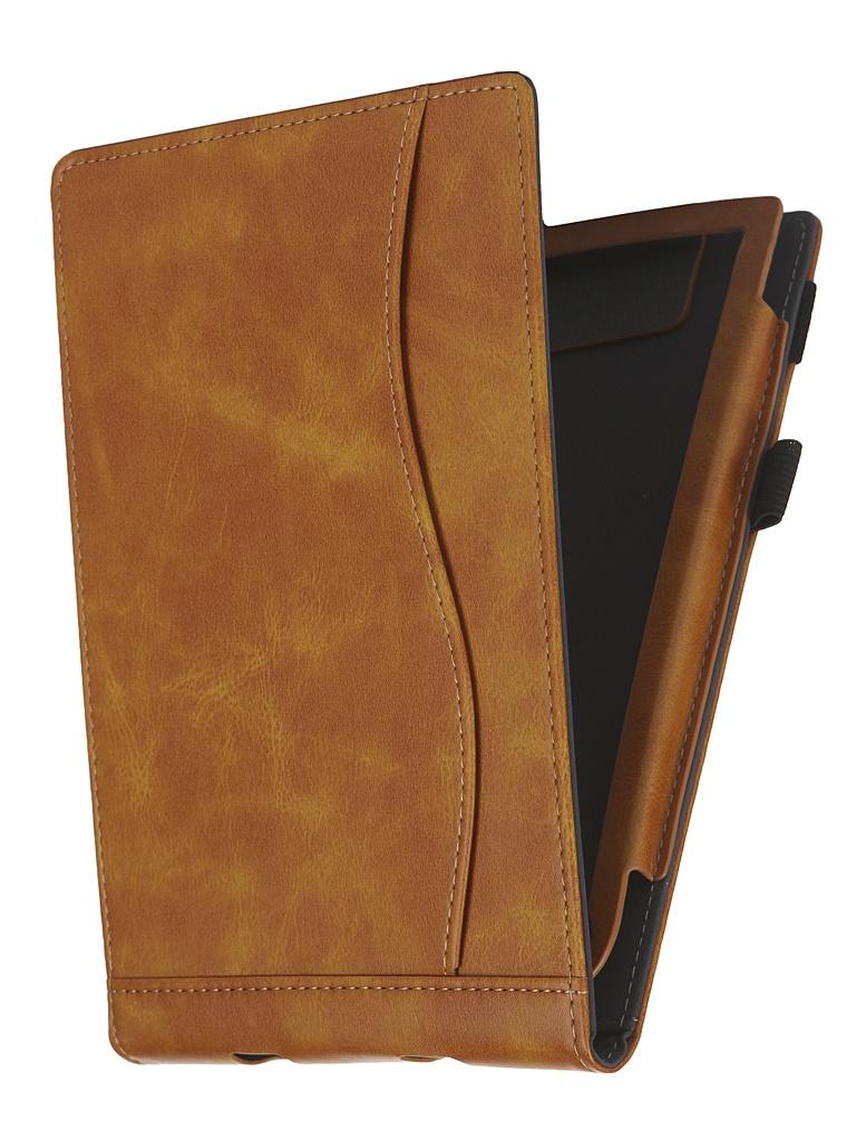 Аксессуар Чехол BookCase для PocketBook 740 Brown BC-740-STAND-BR