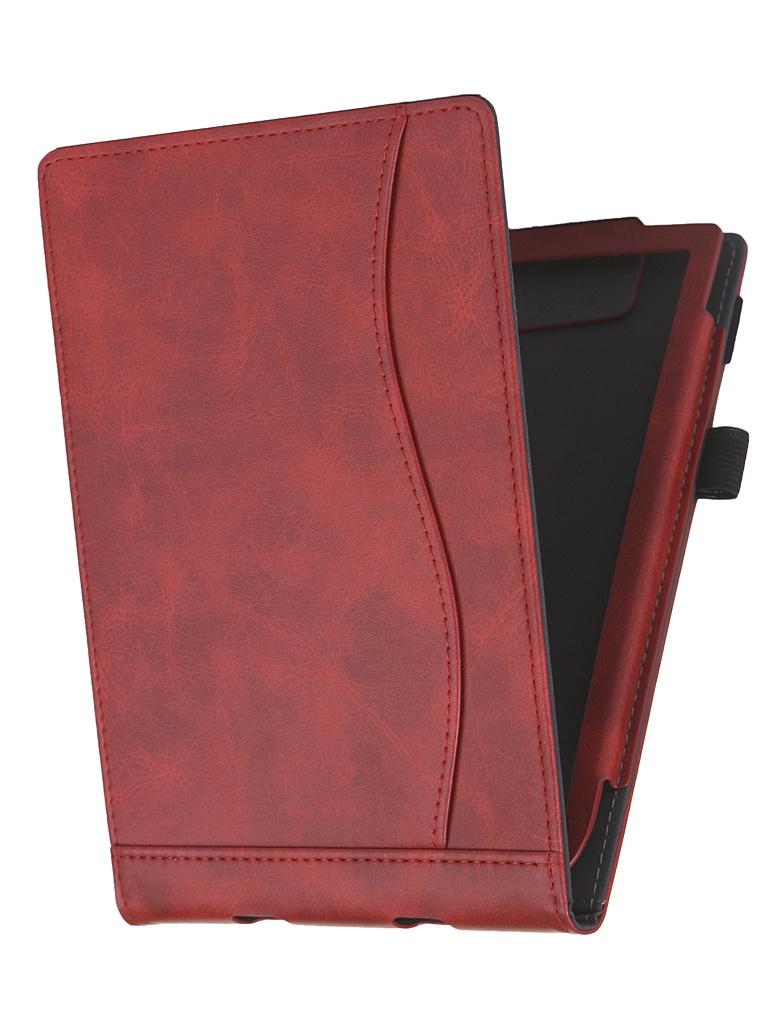 Аксессуар Чехол BookCase для PocketBook 740 Red BC-740-STAND-RD
