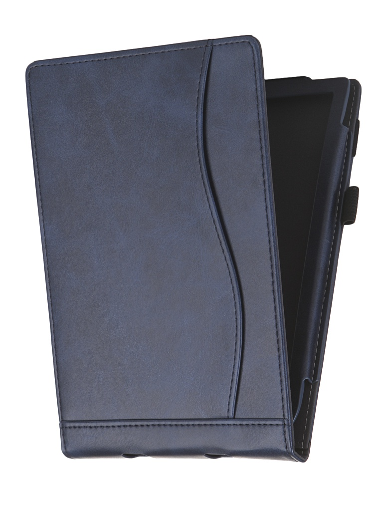 Аксессуар Чехол BookCase для PocketBook 740 Dark Blue BC-740-STAND-DBLU
