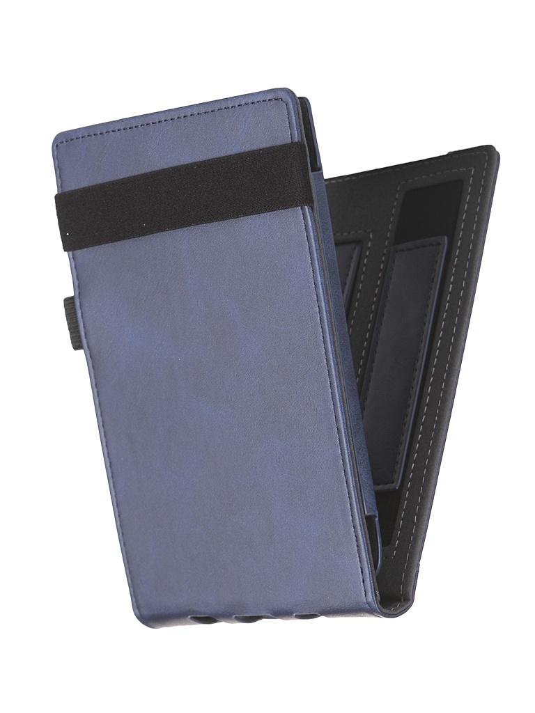Аксессуар Чехол BookCase для PocketBook 606/616/627/628/632/633 Dark Blue BC-616-STAND-DBLU