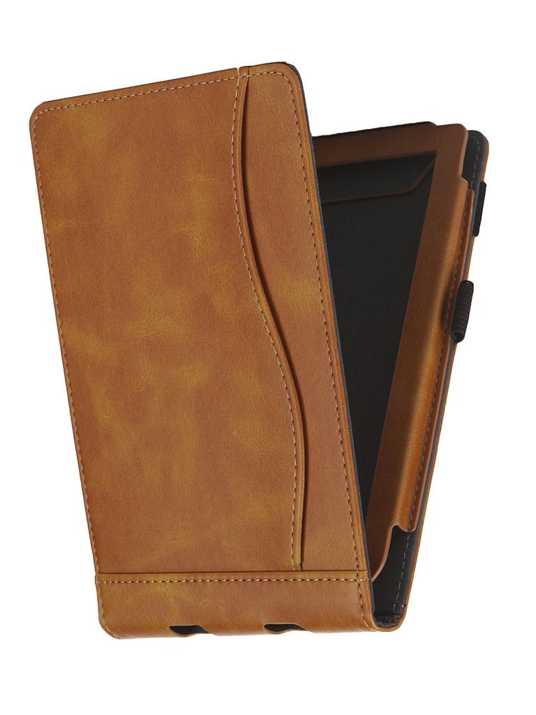 Аксессуар Чехол BookCase для PocketBook 614/615/624/625/641 Brown BC-626-STAND-BR