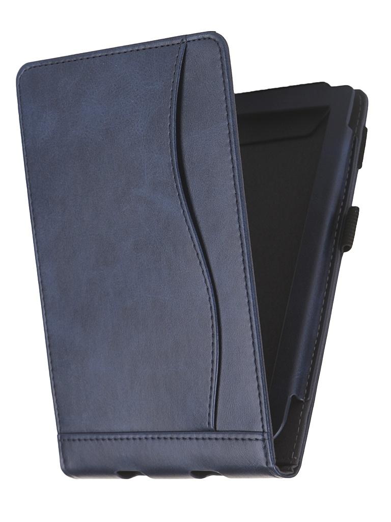 Аксессуар Чехол BookCase для PocketBook 614/615/624/625/641 Dark Blue BC-626-STAND-DBLU