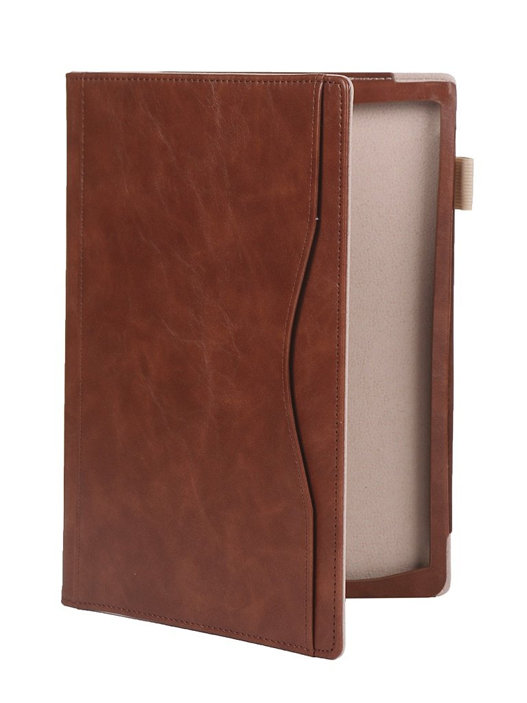 Аксессуар Чехол BookCase для PocketBook X Brown BC-PBX-STAND-BR