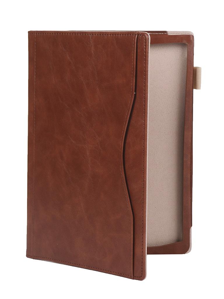 Аксессуар Чехол BookCase для PocketBook X Brown BC-PBX-STAND-BR