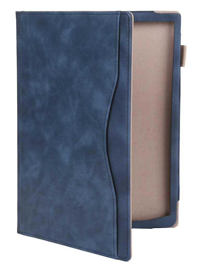 Аксессуар Чехол BookCase для PocketBook X Dark Blue BC-PBX-STAND-DBLU