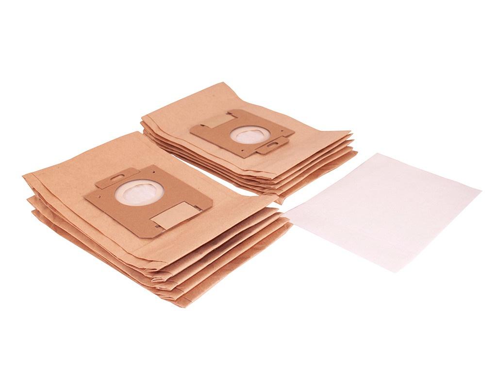 Мешки-пылесборники Filtero FLS 01 S-Bag EcoLine XL