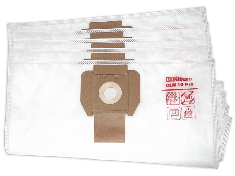 Мешки-пылесборники Filtero CLN 10 Pro (5шт)