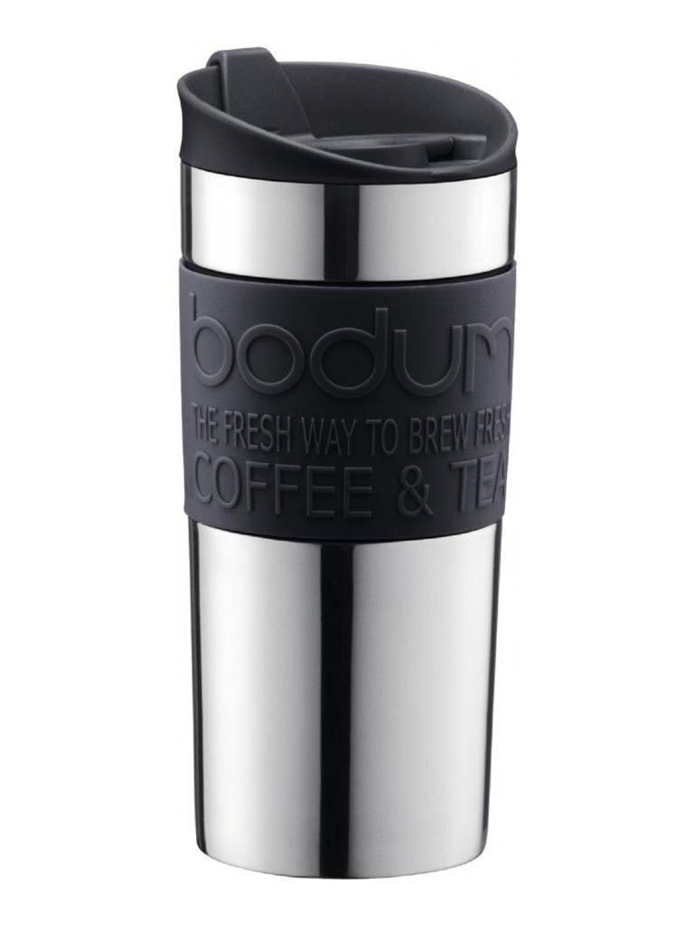Термокружка Bodum Travel Mug 350ml Black 11068-01