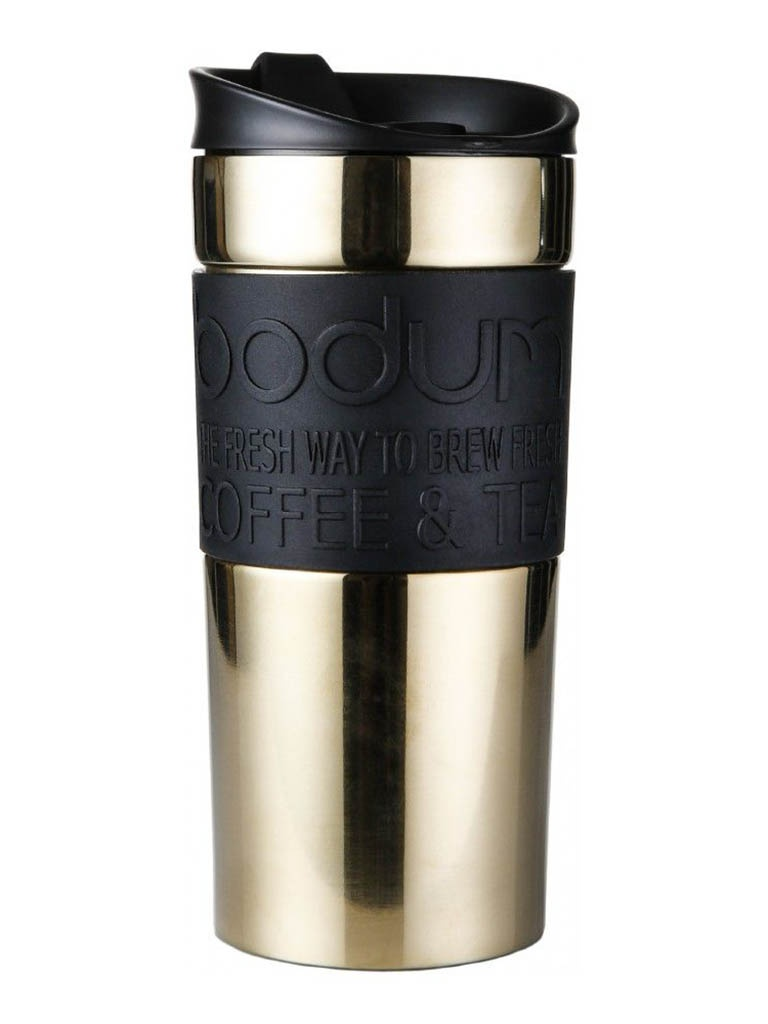 Термокружка Bodum Travel Mug 350ml Gold 11068-17S