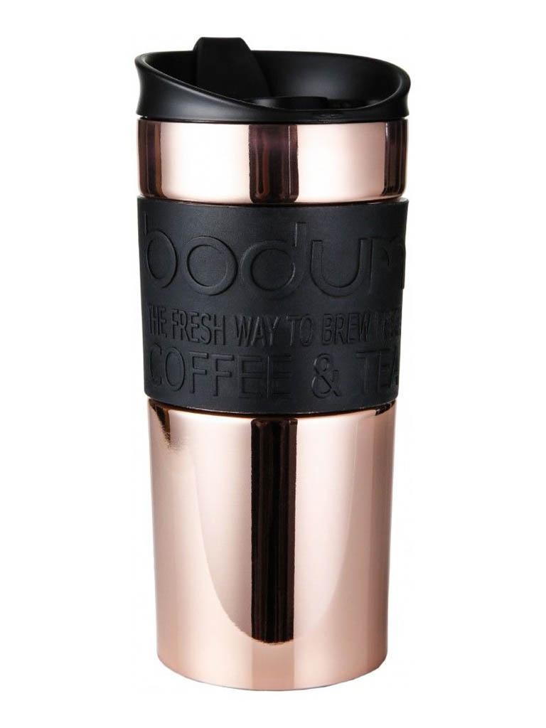 Термокружка Bodum Travel Mug 350ml Copper 11068-18S