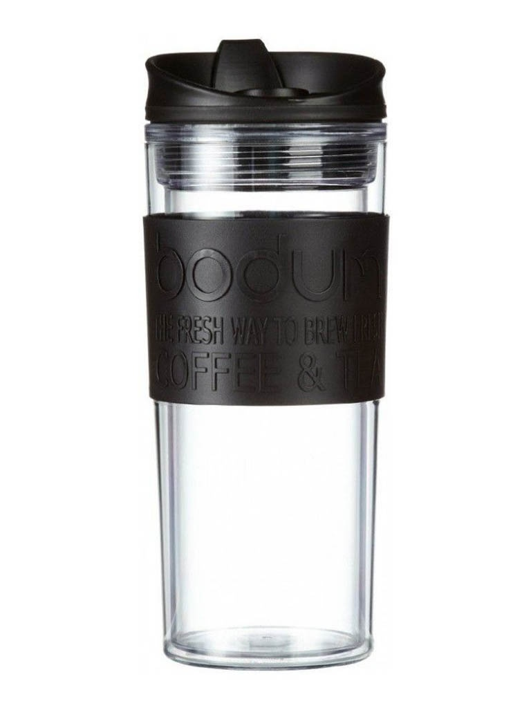 Термокружка Bodum Travel Mug 450ml Black 11101-01S