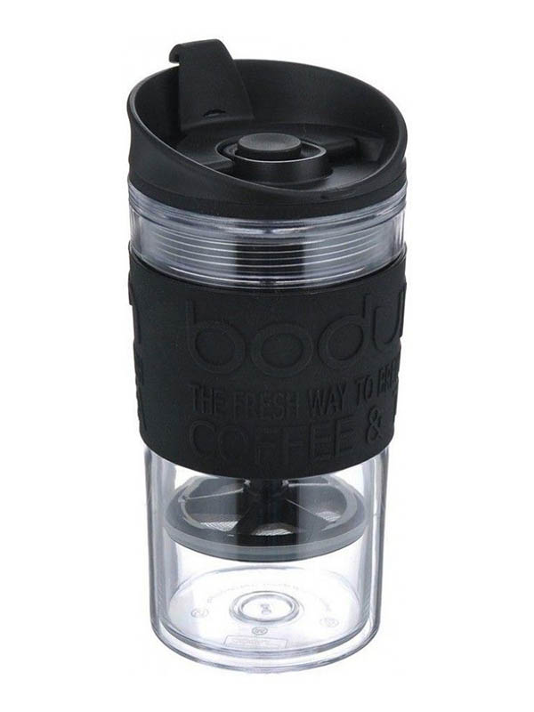 Термокружка Bodum Travel Mug 350ml Black 11102-01S