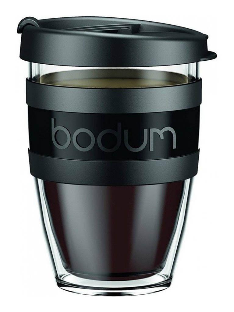 Термокружка Bodum JoyCup 300ml Black 11674-01S-1