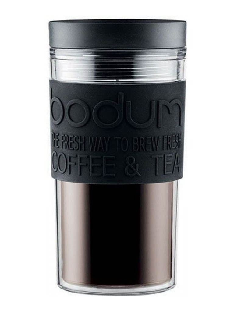Термокружка Bodum Travel Mug 350ml Black 11684-01S