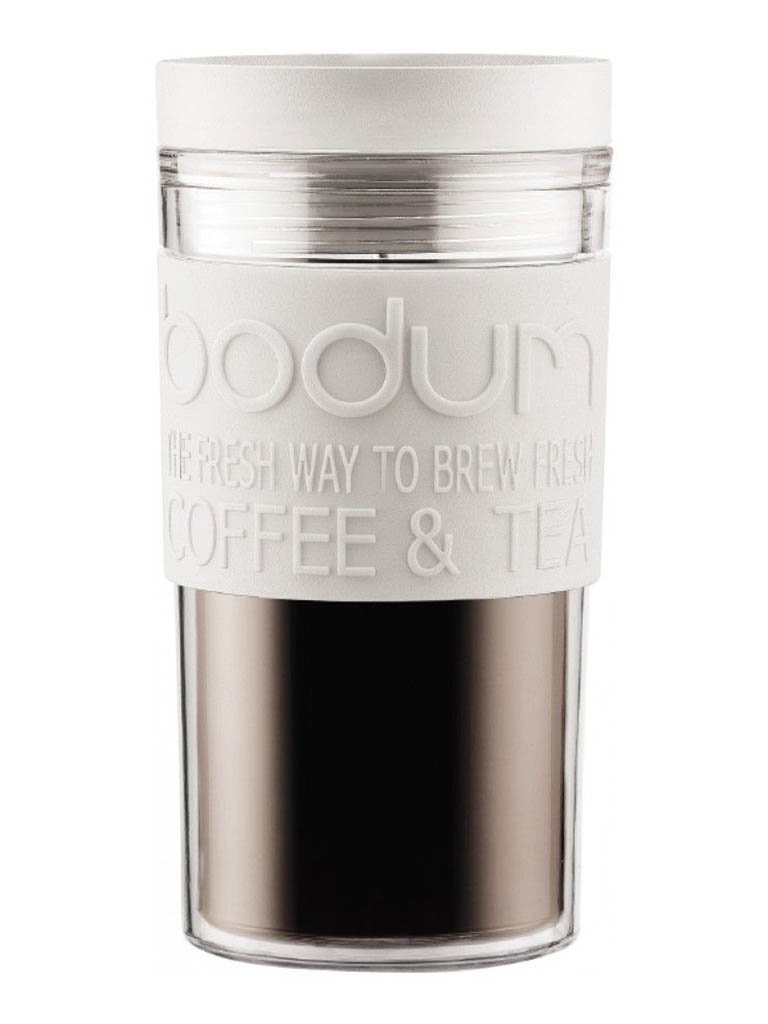 Термокружка Bodum Travel Mug 350ml White 11684-913