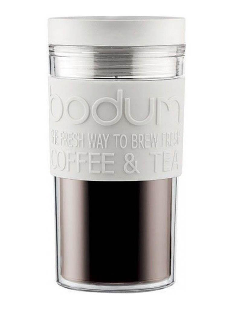 Термокружка Bodum Travel Mug 350ml White 11684-913S