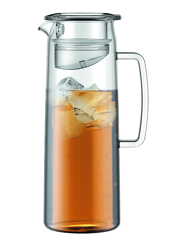 Кувшин Bodum Biasca 1200ml Transparent Lid 11575-10S