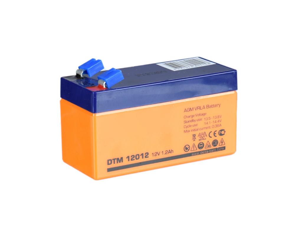 Аккумулятор для ИБП Delta DTM-12012 12V 1.2Ah