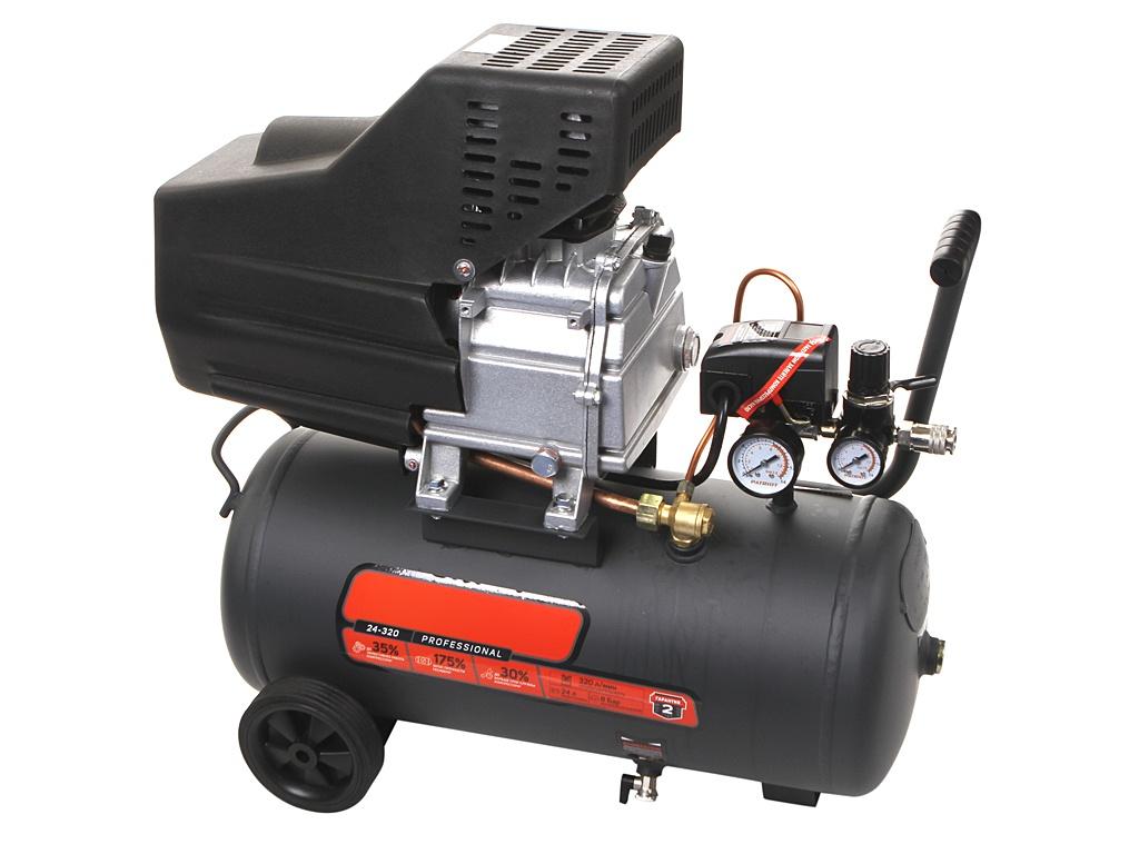 Компрессор PATRIOT Professional 24-320 24 л 2 кВт
