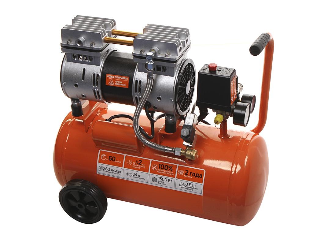 Компрессор PATRIOT WO 24-260S 24 л 1.5 кВт