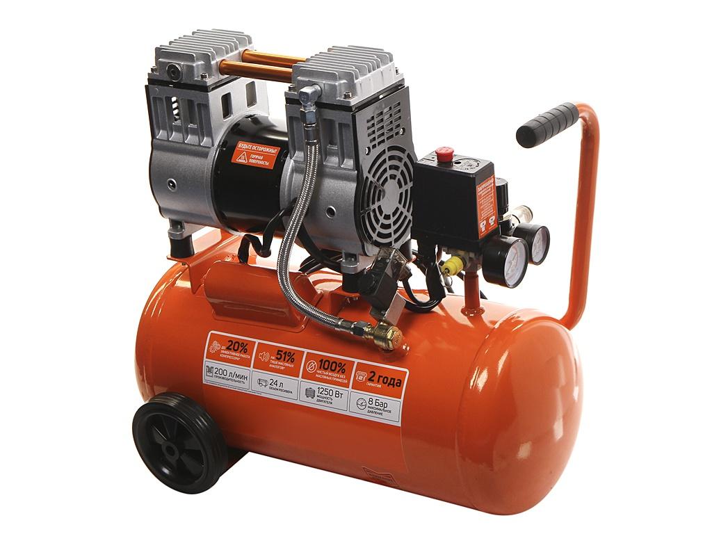 Компрессор PATRIOT WO 24-220 24 л 1.25 кВт