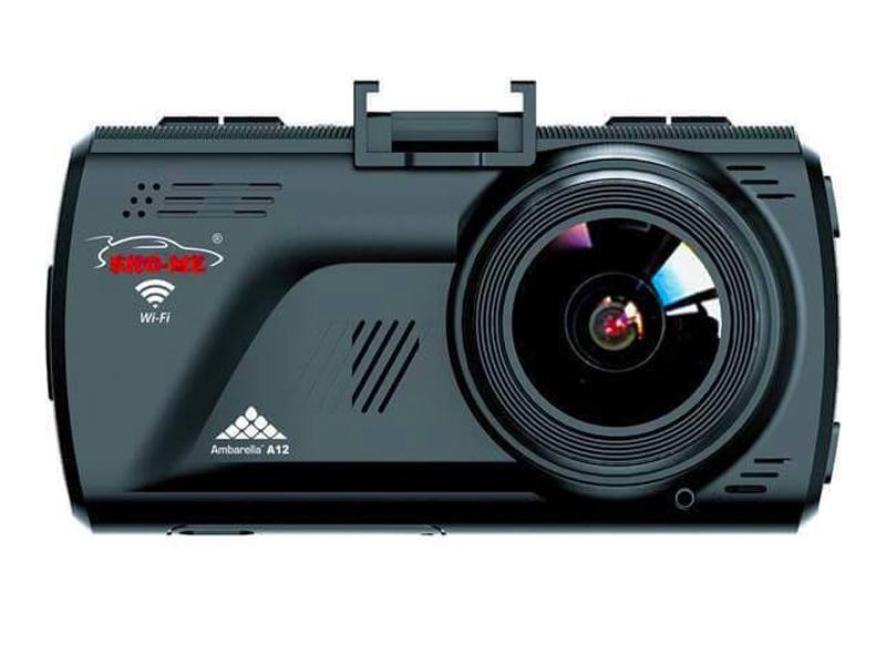 Видеорегистратор Sho-Me A12-GPS/Glonass WiFi