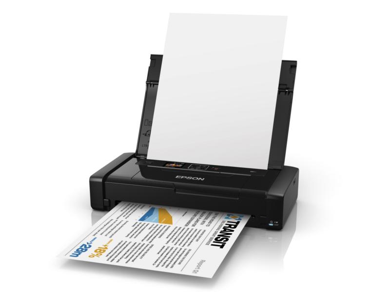 Принтер Epson WorkForce WF-100 W Выгодный набор + серт. 200Р!!!