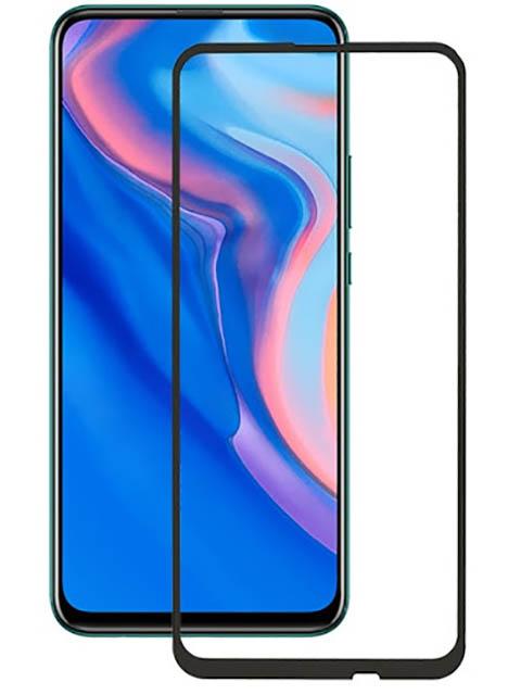 Защитное стекло LuxCase для Huawei P Smart Z 2019 2.5D Full Glue Black Frame 78105